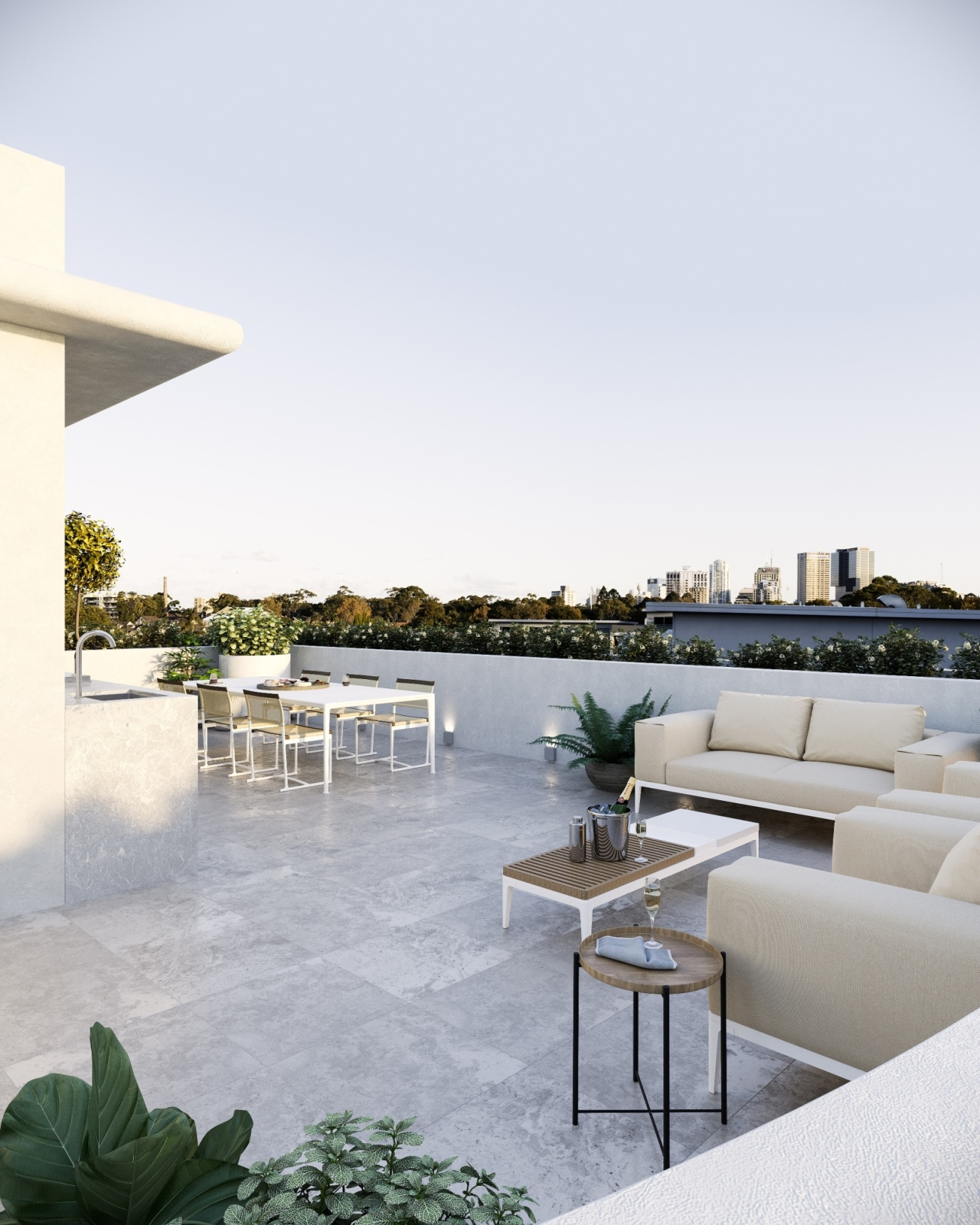 Copper Terrace Apartments: Mera, Cammeray Apartments For Sale In Sydney, New South